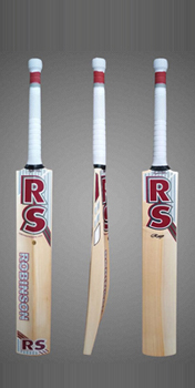 Good Value Bat Suitable For Hard Hitters Bleached Finish